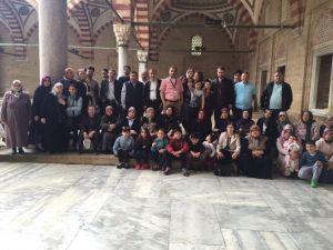 Bafra Düzköy Derneği'nden Edirne Gezisi