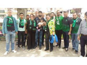Milletvekili Kaplan Kocaelispor'u Kutladı