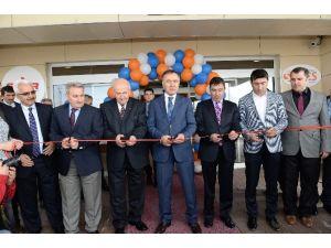 Erzurum'da Yüksek İrtifa Sporcu Kondisyon Ve Mukavemet Salonu Açıldı