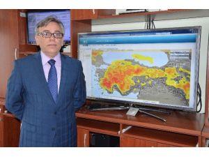 Eskişehir'de Yarın Fırtına Bekleniyor