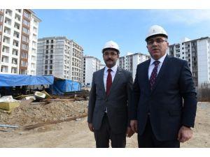 """TOKİ Başkanı Turan; """"Uşak Kentsel Dönüşümde Örnek Şehrimiz"""""""