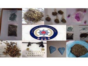 Kastamonu'da Uyuşturucuya Geçit Yok