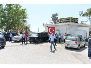 Antalya'daki Fenerbahçe Spor Okulu Tahliye Edildi