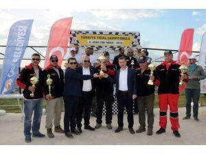 2016 Türkiye Trial Şampiyonası ikinci yarışını Team Mobil 1 kazandı