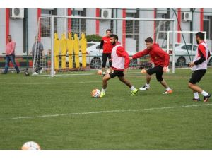 Eskişehirspor, Trabzon Maçının Hazırlıklarına Başladı