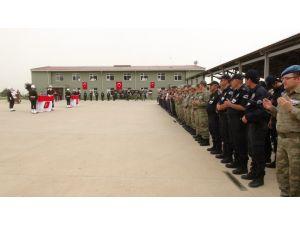 Nusaybin'deki şehitler memleketlerine uğurlandı
