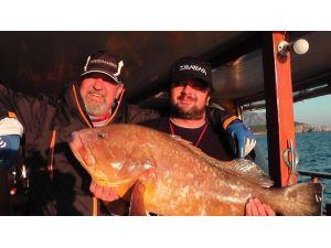 Kuşadasında Büyük Balık Avı Yarışması
