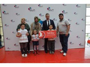 Forum Kapadokya'da Eğlence Dolu 23 Nisan Etkinliği