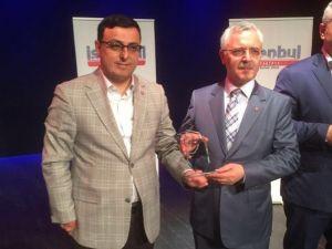 Milletvekili Bayram'a En İyi Çıkış Yapan Siyasetçi Ödülü