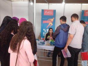 Sivas'ta Kariyer Günleri Fuarı Başladı