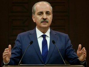Başbakan Yardımcısı Kurtulmuş: Kilis için ilave askeri tedbirler alınacak