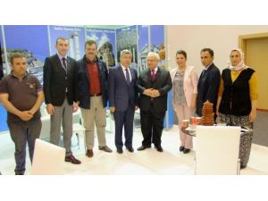 Aydın Travel EXPO Ankara Turizm Fuarından Tanıtıldı