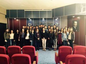 Ziraat Fakültesi Ve STK'lardan Girişimciliğe Büyük Destek