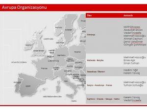 Milli Takımlar Avrupa Futbol Komitesi, çalışmalarını hızla sürdürüyor
