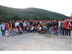 Egeli Atıcılar Urla'da Yarıştı