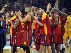 Galatasaray Odeabank Kupa İçin Parkeye Çıkıyor