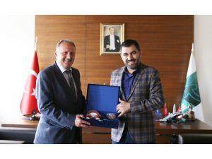 Koto Başkanı Özdağ, Kocaeli İŞKUR Müdürünü Ağırladı
