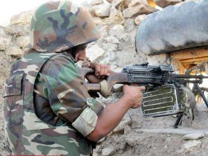 Azerbaycan-Ermenistan cephe hattında şiddetli çatışma