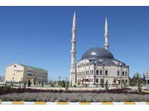Şifa Camii Çevre Düzenlemeleri Tamamlandı