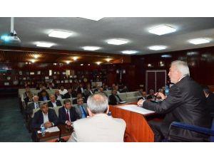 Kütahya'da Kükab Toplantısı