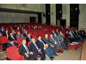 Bitlis Koordinasyon Kurulu Toplantısı Gerçekleştirildi
