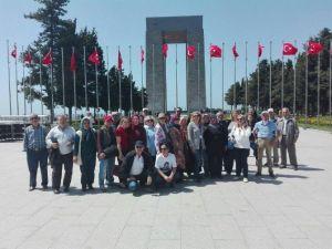 Süleymanpaşa Belediyesi Çanakkale Gezilerine Devam Ediyor