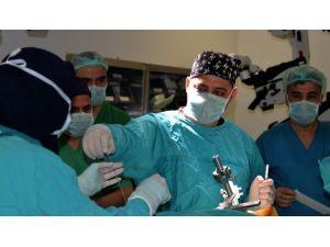 FÜ'de Çerçeve Yardımlı Beyin Tümörü Ameliyatları Başladı