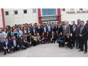 Vali Özdemir: İpek Yolu tekrar canlanıyor