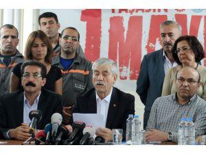 Kani Beko: 1 Mayıs'ı Bakırköy Halk Pazarı'nda kutlamaya karar verdik
