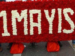 1 Mayıs kutlamaları Bakırköy'de
