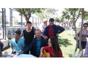 Aydın Özel Kavaklı Anadolu Lisesi'nden Anlamlı 23 Nisan Ziyareti