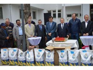 Samsun Büyükşehir Belediyesi'nden Tarım Ve Hayvancılığa Destek