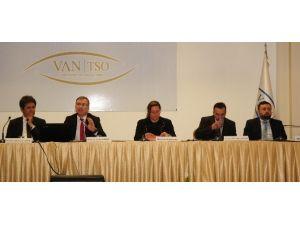 Van'da 'Verimlilik, AR-GE Sempozyumu' Yapıldı