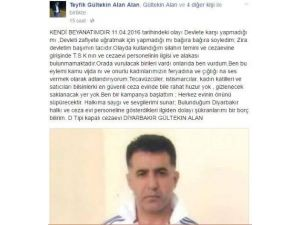 Özgecan'ın Katilini Öldüren Gültekin Alan'dan Açıklama