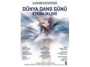 29 Nisan Dünya Dans Günü etkinlikleri