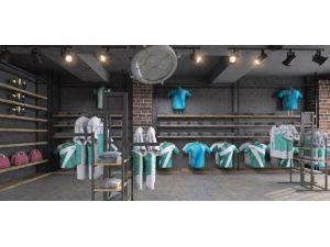 Bursaspor'a Yeni Store Geliyor