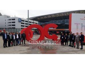 GSO Sektörel Ticaret Heyeti Çin'de