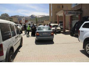 Zırhlı Araç Kaza Yaptı