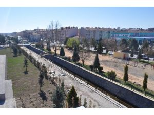 Cihanbeyli'de Vedat Kora Parkı Yeniden Dizayn Ediliyor
