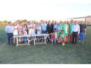 Samsat'da Düzenlenen Futbol Turnuvası Sona Erdi