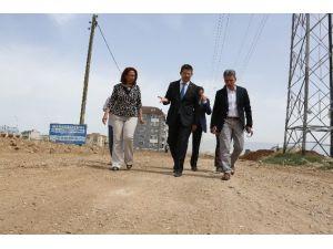 Yenişafak Mahallesi'ne Yeni Yol