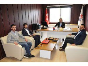 Genel Sekreter Özyurt'a AK Parti'den Ziyaret