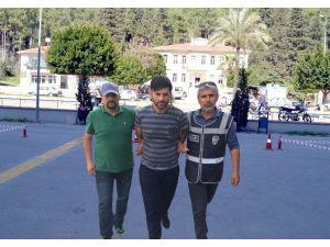 16 Yıl Kesinleşmiş Hapis Cezası Bulunan Cezaevi Firarisi Manavgat'ta Yakalandı