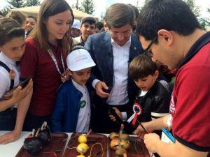 Konya Bilim Merkezi Çankaya Köşkü Çocuk Şenliği'nde