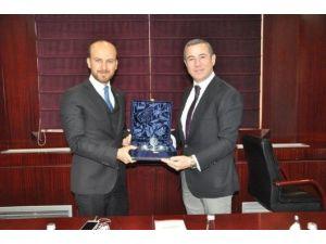 Gagiad Yönetim Kurulu Gaziantep Ticaret Odasını Ziyaret Etti