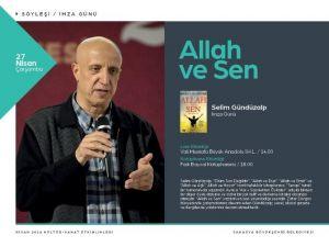 """""""Allah Ve Sen"""" Kitabı Konuşulacak"""