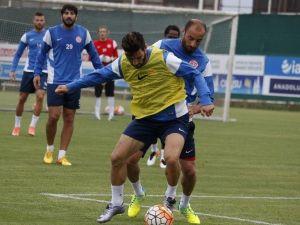 Antalyaspor'da Torku Konyaspor Hazırlıkları Başladı