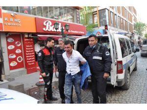 Eskişehir'de Silah Sesleri: 1 Yaralı