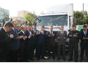 Yozgat'tan Güneydoğu'da Görev Yapan Güvenlik Güçlerine Mektup Ve Hediye