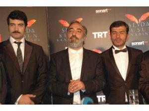 """""""Sevda Kuşun Kanadında"""" Ekibi Ankara'da Gala Yaptı"""